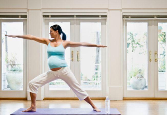 Pregateste-te pentru o nastere usoara cu Yoga