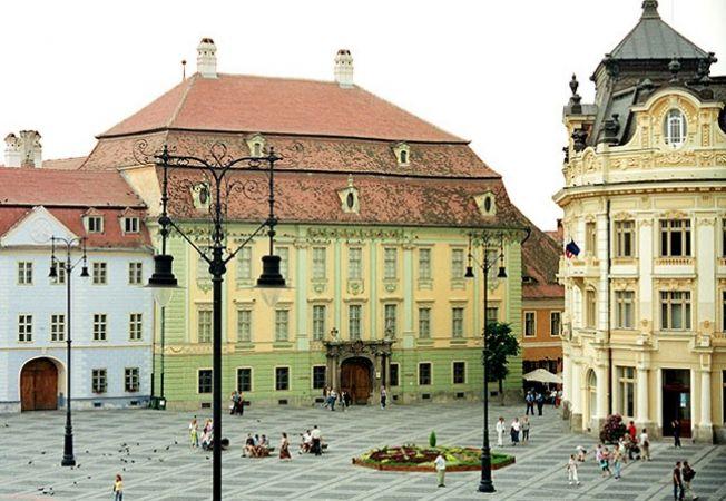 Ce vizitam azi: Muzeul Brukenthal din Sibiu