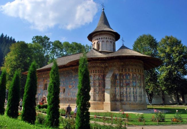 Cele mai frumoase manastiri din Romania