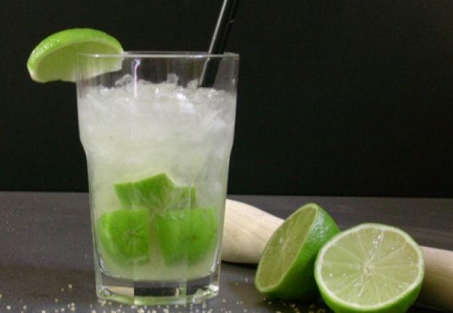 Caipirinha, cocktail brazilian
