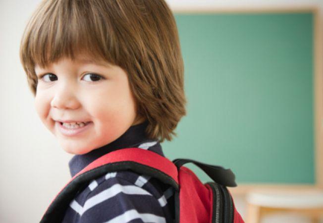 Prima zi de scoala, o provocare pentru copil