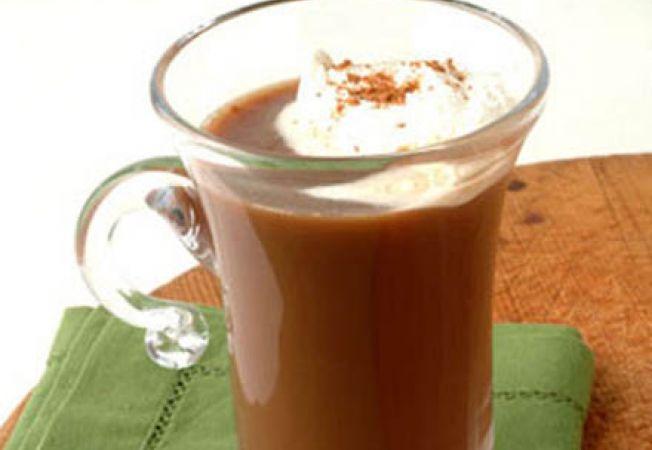 Cafea cu ciocolata si scortisoara