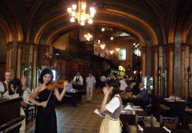 Restaurante cu muzica live in Bucuresti