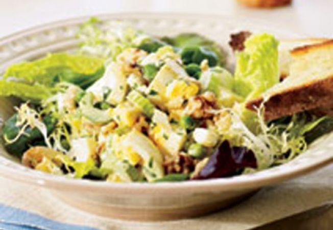 Salata picanta de oua