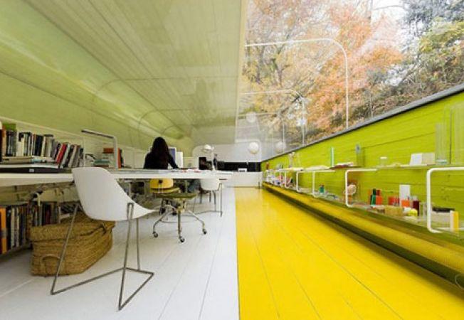 Cele mai spectaculoase birouri din lume