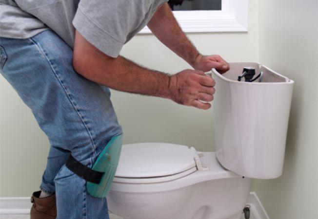Cum sa montezi singur WC-ul de toaleta