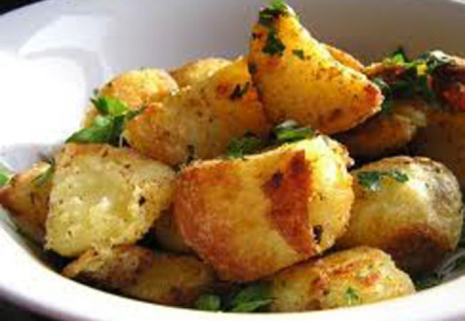 Reteta pentru mic dejun: cartofi cu oregano