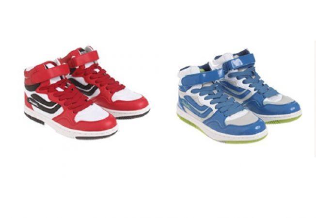 ADVERTORIAL: Pantofi sport pentru adolescenti