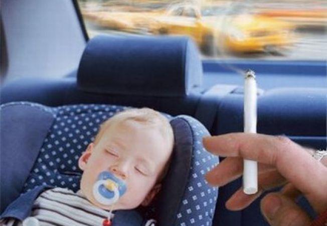 7 efecte periculoase ale fumatului pasiv asupra copilului