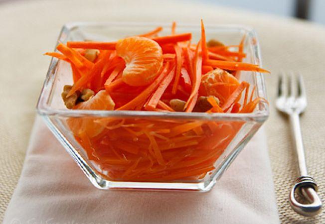 Cum sa faci salata de morcovi