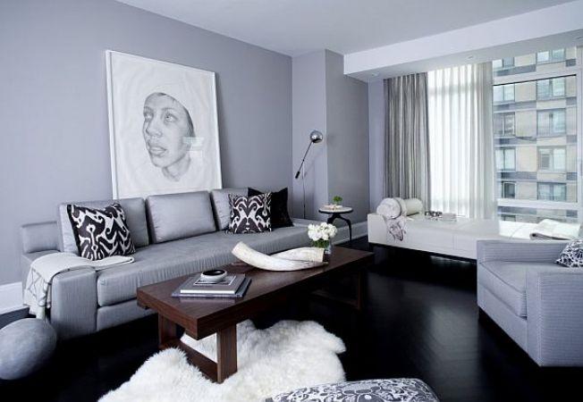 Cum sa decorezi o casa cu podeaua inchisa la culoare