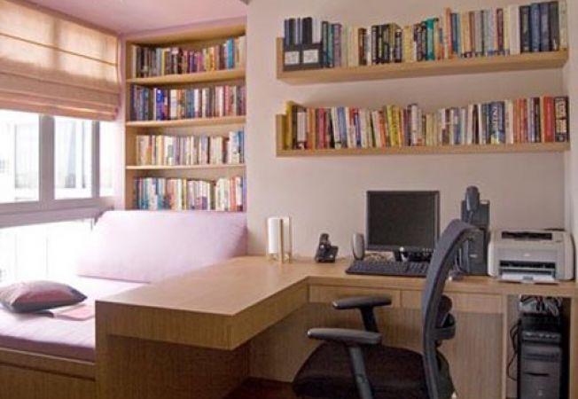 6 moduri de a decora camera de studiu
