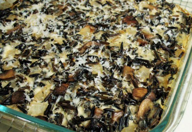 Tocanita de ciuperci cu branza