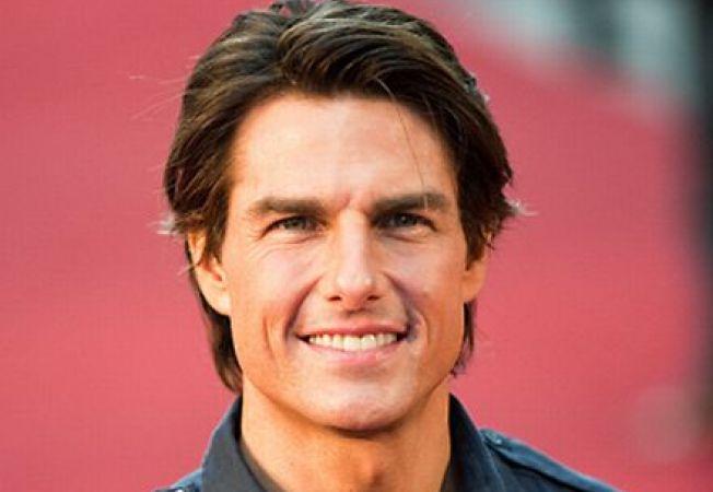 Tom Cruise face baie in gheata
