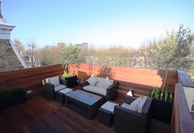 7 idei pentru amenajarea balconului for Terrace seating ideas