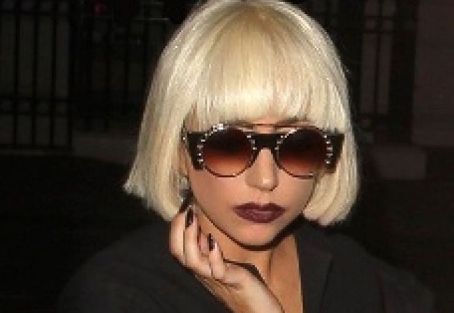"""Machiaj de Craciun marca """"Lady Gaga"""""""