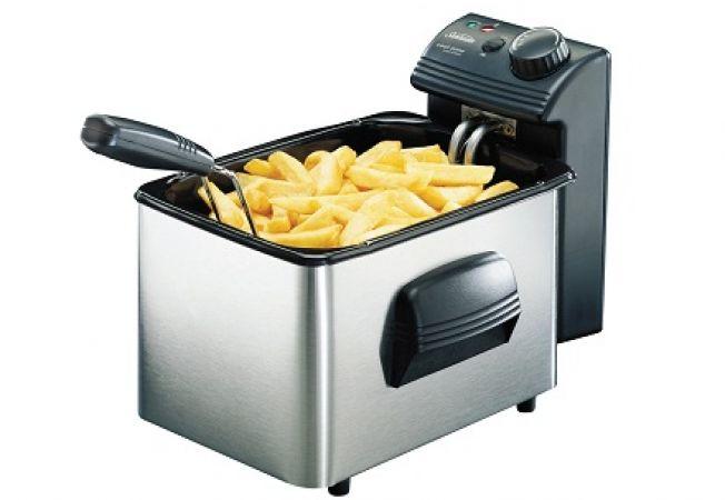 Cum cureti o friteuza