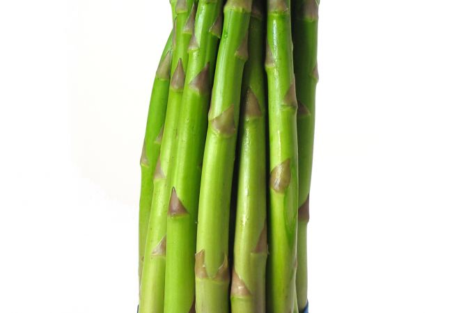 Asparagusul, ornamentul catarator