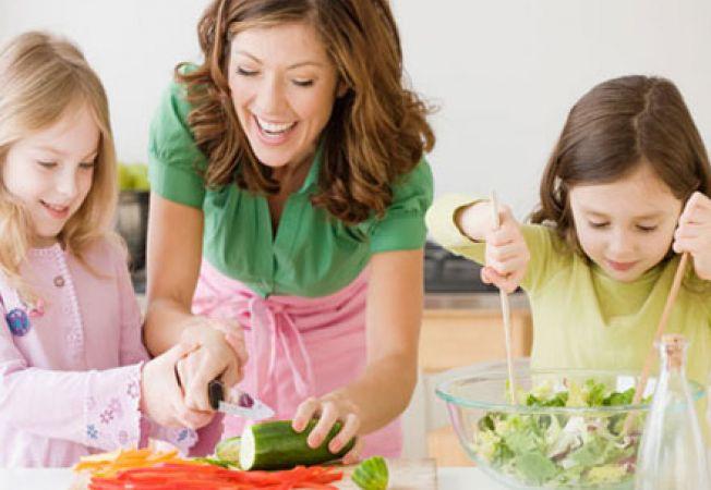 Detoxifierea organismului copilului dupa sarbatori
