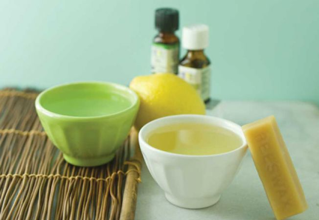 Ingrediente naturale pentru curatat
