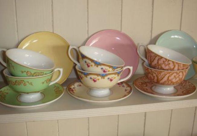Idei de decoratiuni vintage pentru bucatarie