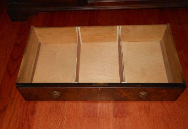 Cum sa realizezi un separator de sertar