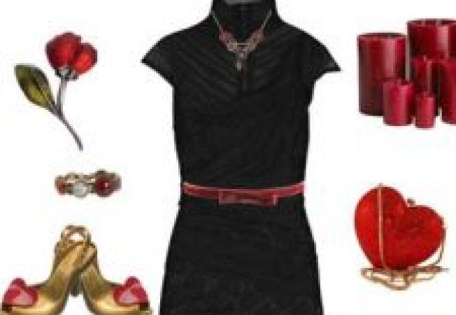 10 tinute FashionUp pentru Valentines Day 2012