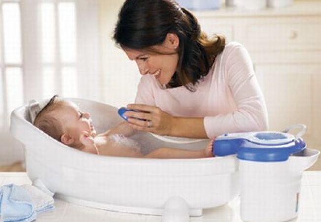 Siguranta bebelusului la baita