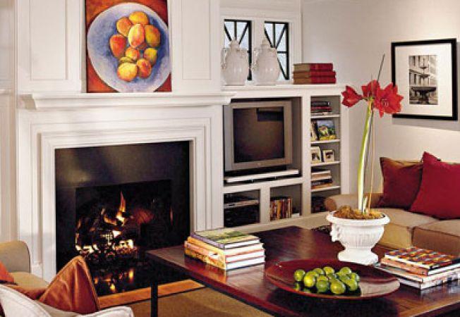 Cum sa integrezi televizorul in mobilier