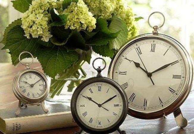 Cum sa decorezi cu ceasuri
