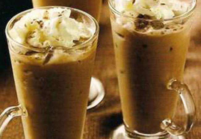 Cafea cu ciocolata si menta