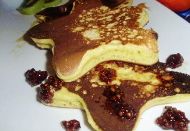 Clatite in stil american (Pancakes)