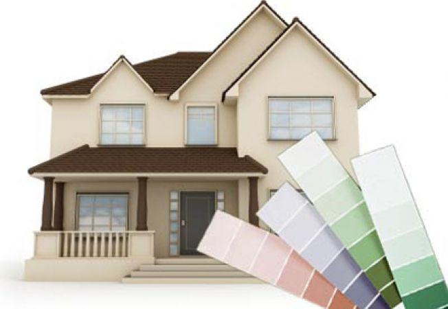 Culori potrivite pentru exteriorul casei