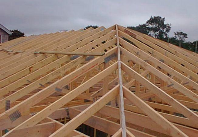 Capriori pentru acoperis