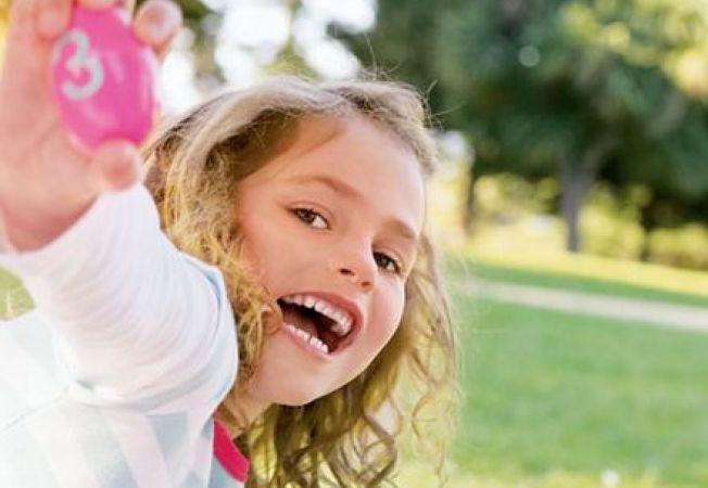 Cate oua are voie sa consume copilul de Paste?