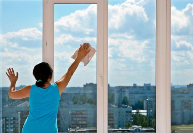 Cum sa speli mai repede ferestrele