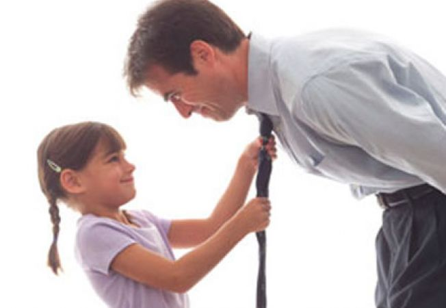 Cum sa fii un tata bun pentru fiica ta