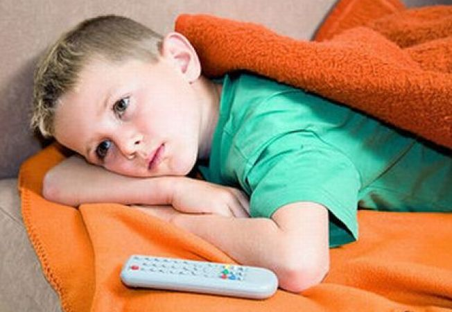 Cauze frecvente ale insomniei la copii