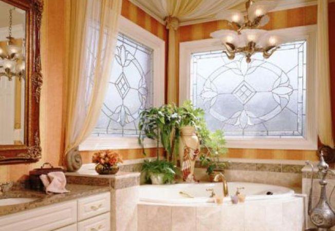 Combinatii de culori ideale pentru baie