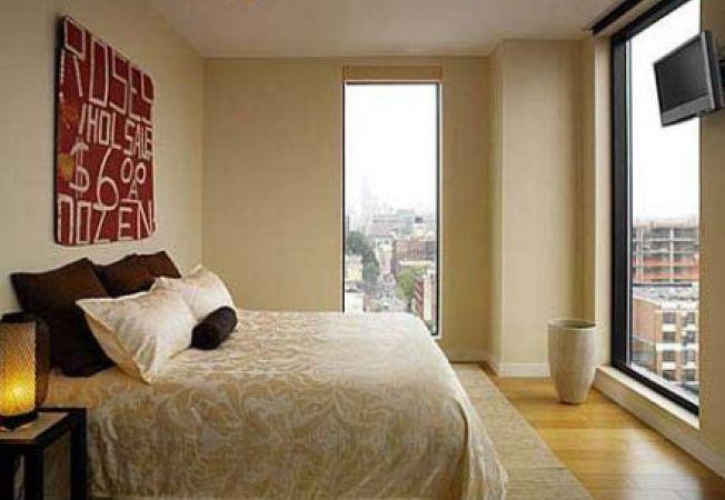 Dormitor: Cum decorezi un spatiu restrans