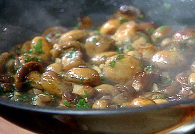 Modalitati de a gati ciuperci delicioase