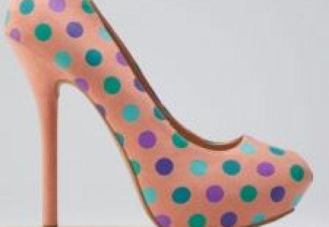 Colectia de pantofi Bershka pentru vara 2012
