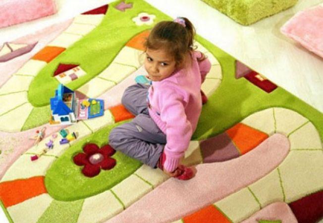 Covoare pentru camera copilului