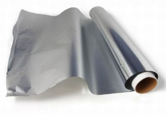 Utilizari neobisnuite pentru folia de aluminiu