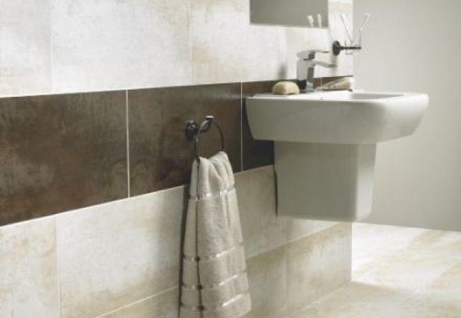 Idei de placi ceramice pentru baie