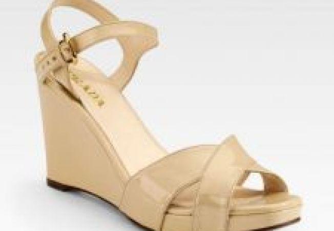 Sandale ortopedice cu platforma pentru vara 2012
