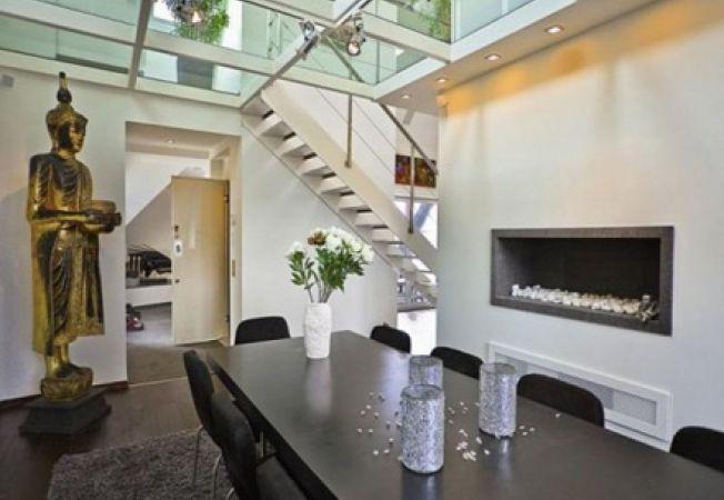Sticla structurala: modalitati de folosire in designul interior