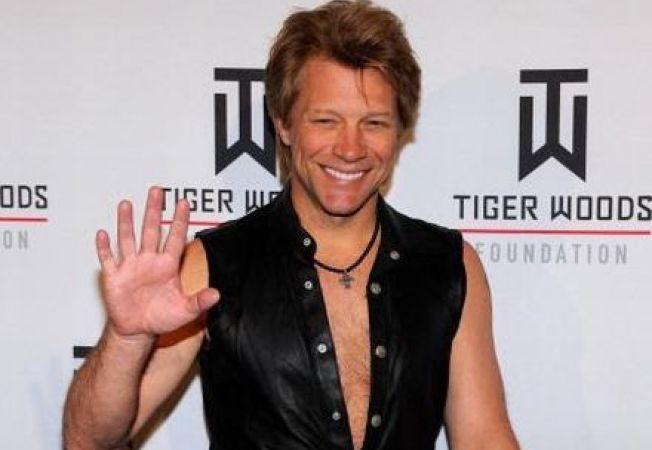 Jon Bon Jovi este imaginea a doua parfumuri