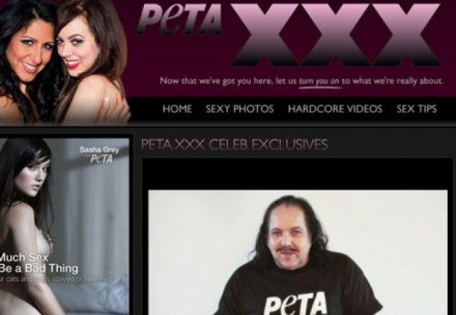 PETA a lansat un site porno pentru apararea drepturilor animalelor