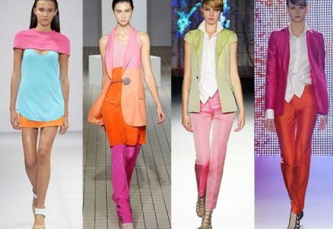 6 moduri de a purta blocurile de culori